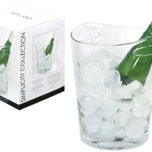 "SIMPLICITY WINE CHILLER, 10"" H"