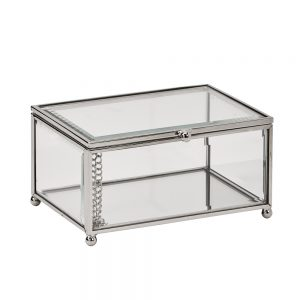 5.5x4x2.75 Claro Glass Box