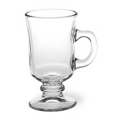 IRISH COFFEE MUGS & TEA GLASSES 4.5 OZ