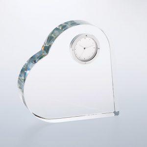 Heart Keepsake Clock