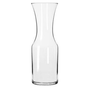 33.875 oz. Glass Decanter