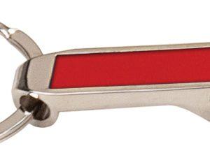 "2.50"" red opener key chain"
