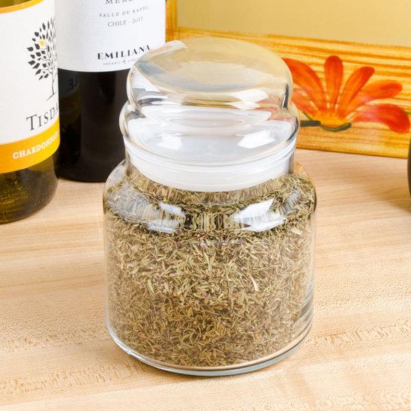 22 oz. Storage Jar with Lid