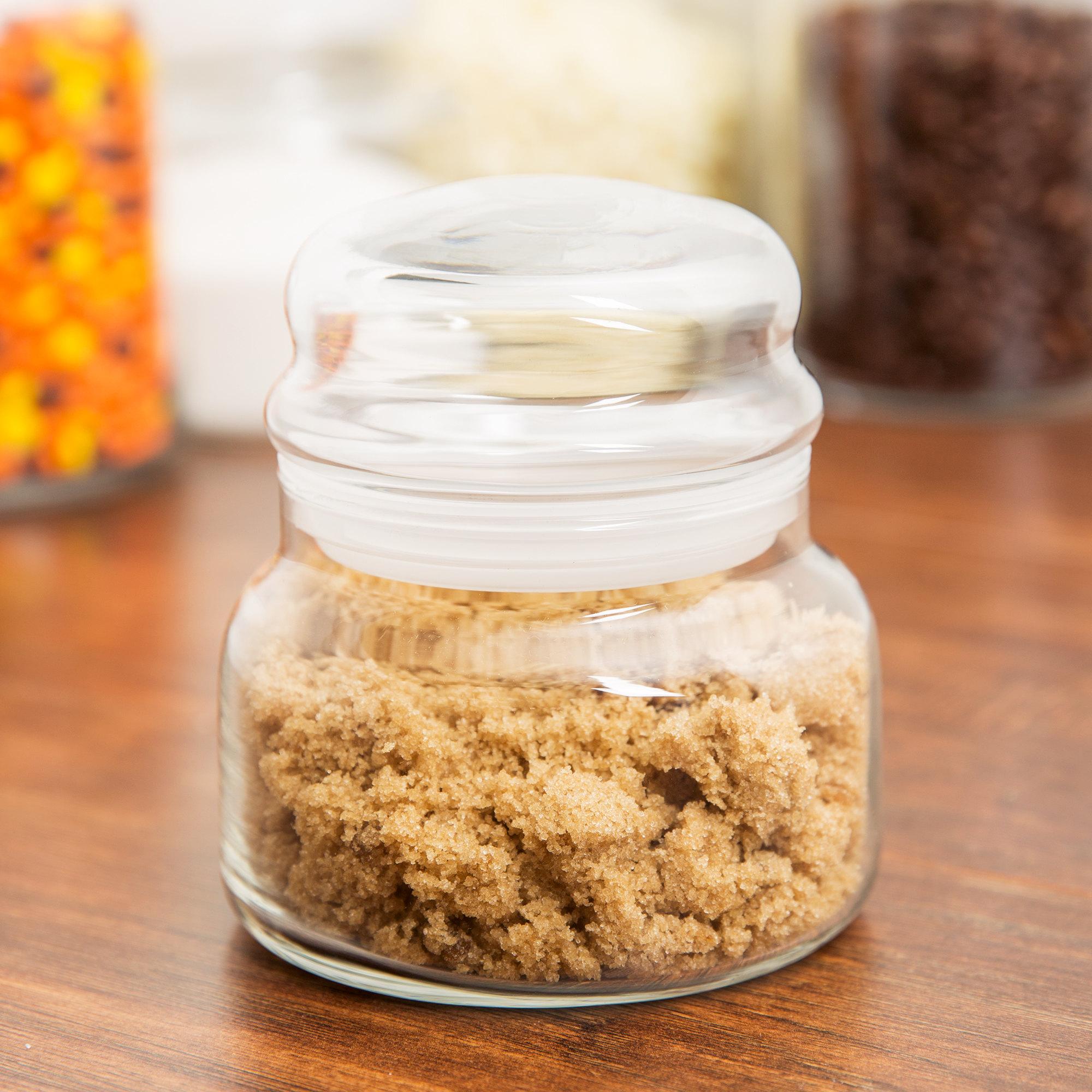 15 oz. Storage Jar with Lid