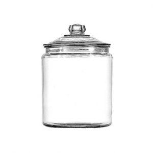 ½ Gal Round Jar w/Lid
