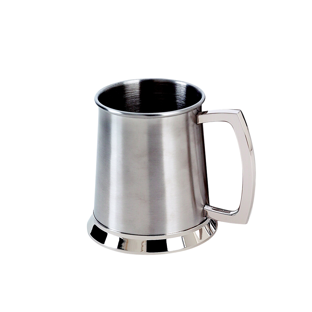 20 oz Stainless Steel Tankard