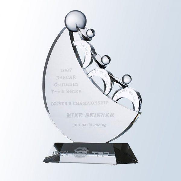 Teamwork Award-3 Men