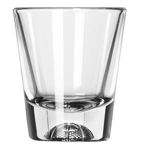 1.5oz Libbey Basketball Shot Glasses