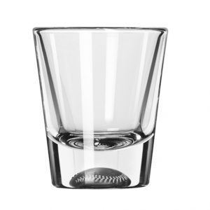 1.5 oz Baseball Shot Glass