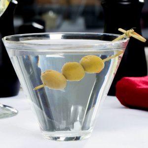 13.5 oz Stemless Martini